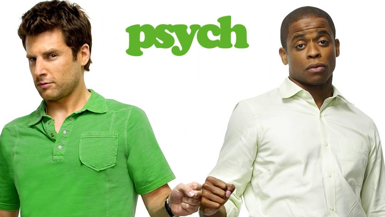 Psych - Season 1 Episode: 5 Watch Online Free on 123Movies