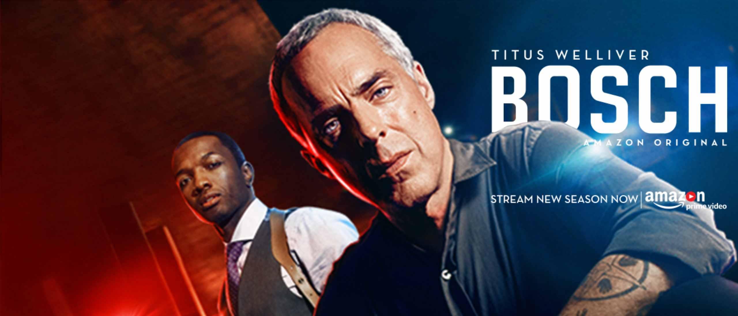 Bosch Season 1 Watch Online Free